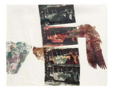 Nancy Spero, 'Catacomb / Vulture Goddess', 1992