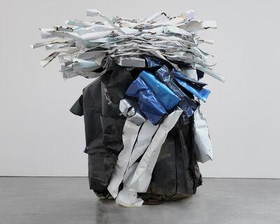John Chamberlain, 'AWESOMEMEATLOAF', 2011