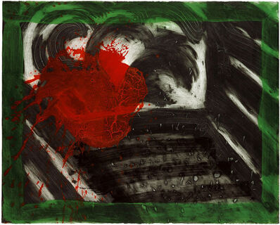 Howard Hodgkin, 'In an Empty Room', 1990-1991