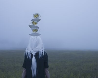 Patty Maher, 'And Then You Just Let Go | This is Not Wonderland', 2018