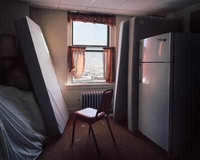 McNair Evans, 'Hotel Finlen, Room 621', 2017