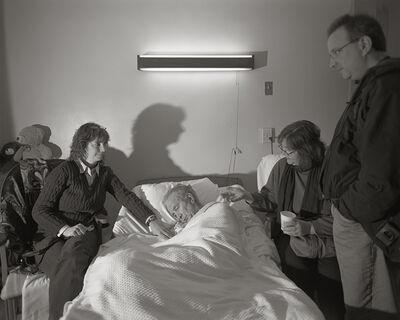 Stephen Dirado, 'My last photograph of Dad, December 10, 2009', 2009