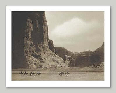 Edward Sheriff Curtis, 'Canyon de Chelly', 1999