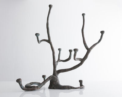 The Haas Brothers, 'Extra large Elephant Skin Candelabra ', 2014