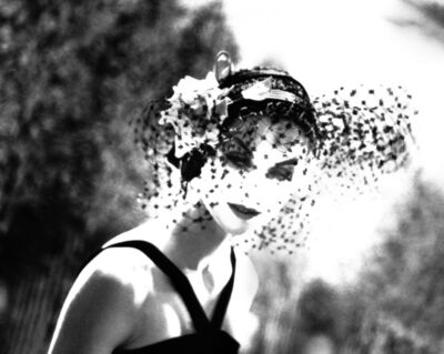 Lillian Bassman, 'Anne Saint-Marie, New york, Chanel Advertising Campaign', 1958