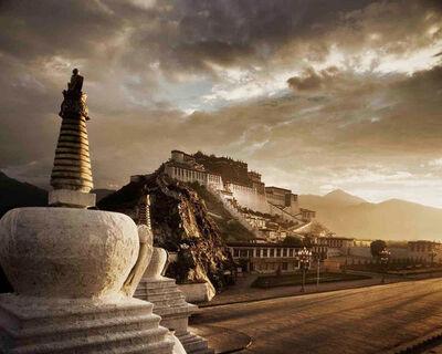 Jimmy Nelson, 'XIX 236 // XIX Tibet', 2011