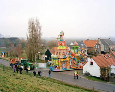 Tom Janssen, 'Carnaval Ossenisse', 2013