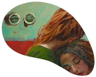 Xenia Hausner, 'Sleepwalking', 2019