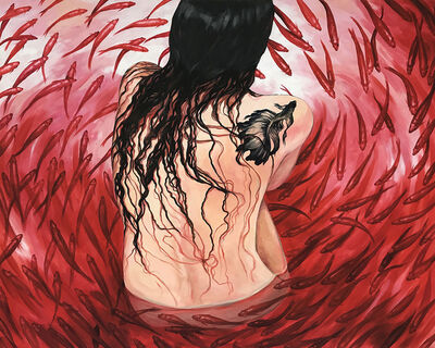Milena Martinez Pedrosa, 'Nowhere Girl', 2018