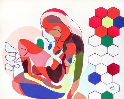 Anthea Missy, 'Flower Lover', 2020