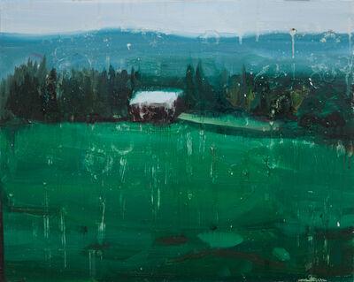 Anna Bjerger, 'Rain', 2018