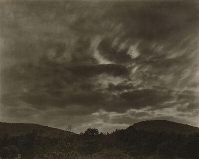 Alfred Stieglitz, 'Lake George', 1922