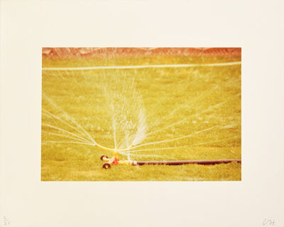 David Hockney, 'Untitled (Sprinkles)', 1976