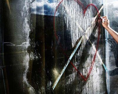 David Drebin, 'Dripping with Love', 2010