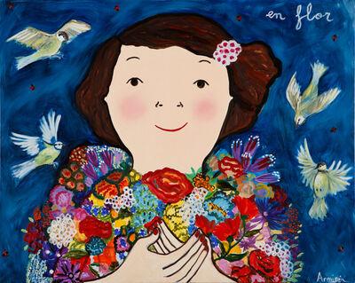 Eva Armisen, 'Blooming!', 2019
