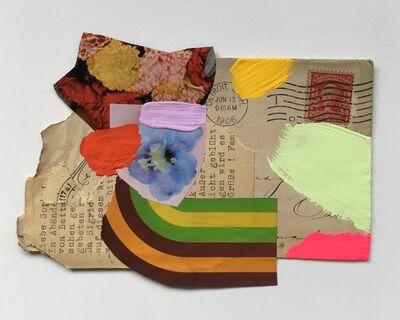 Emily Filler, 'Colour Study (Detroit, 1906)', 2019