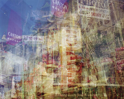 Doug Keyes, 'Chinatown, San Francisco', 2004