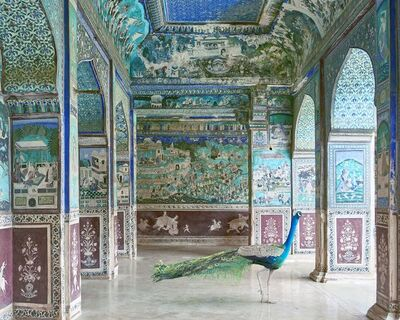 Karen Knorr, 'The Opium Smoker, Chitrasala, Bundi', 2017