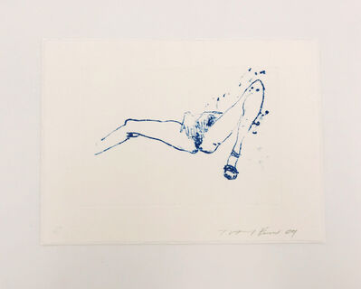 Tracey Emin, 'Suffer Love (from One Thousand Drawings)', 2009