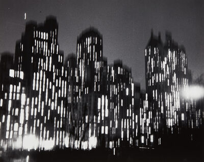 Ted Croner, 'Central Park South, New York', 1948-printed later
