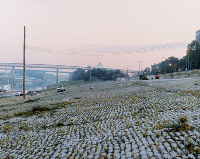 Alec Soth, 'Harbor Marina (Morning), Memphis, TN', 2000