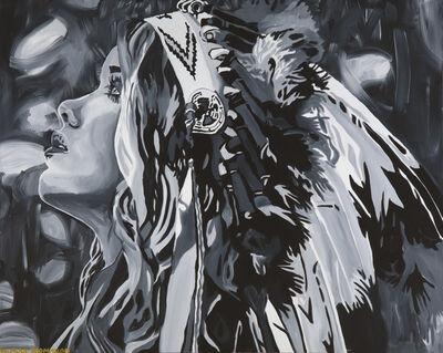 W. Max Thomason, 'Untitled Headdress Number Six', 2015