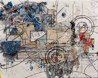 Étienne Gélinas, 'Composition 566', 2020