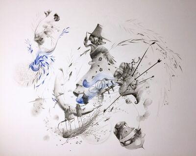 JP Neang, 'Full Bloom', 2017
