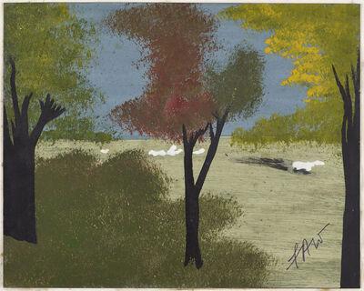 Frank Walter, 'Through Three Trees', 1926 -2006