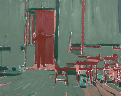 Tatiana Blass, 'Teatro #17', 2016