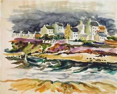 Katherine Librowicz, 'Village Harbour', 20th Century
