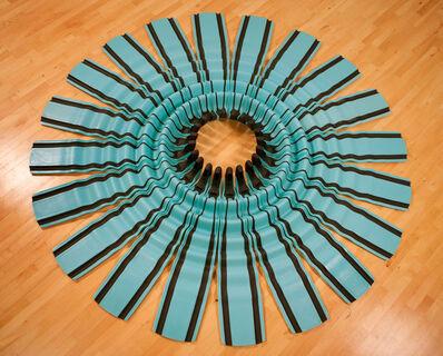 Los Carpinteros, 'Patas de Rana Turquesa', 2010
