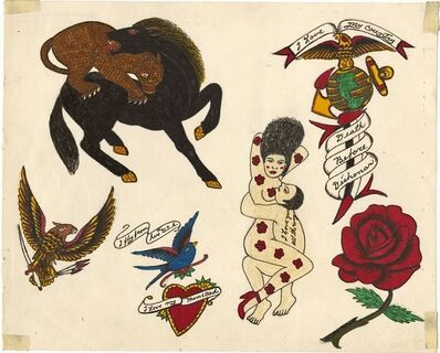 Rosie Camanga, 'Untitled', 1960-1980