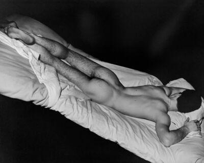 Raymond Voinquel, 'Male Nude', ca. 1950