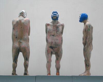 Armando Romero, 'Tres Tristes Tigres', 2008