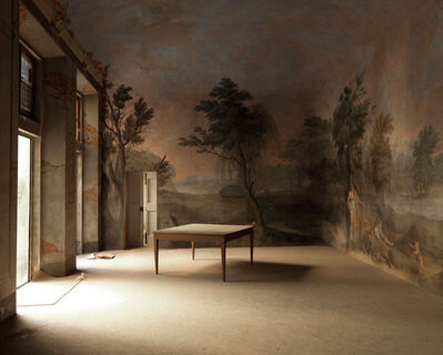 Massimo Listri, 'Palazzo Martelli, Firenze', 2008