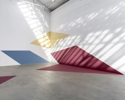 Lydia Okumura, 'Untitled III First realized at Medellin Biennial, Colombia 1981', 1981