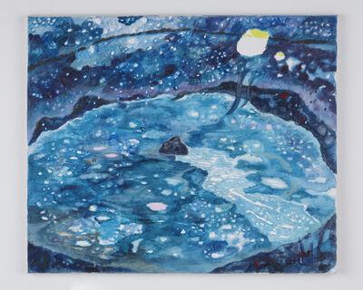 Yuka Kashihara, 'Night Touching the Sky', 2016