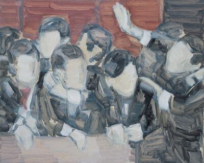 Yi Joungmin, 'Congressmen (2)', 2009