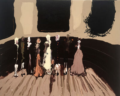 Genieve Figgis, 'Royal portrait', 2016