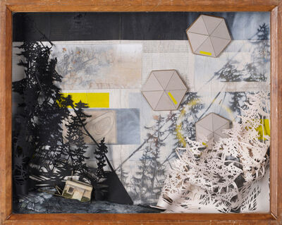 Katharina Meister, 'About the bees and the birds', 2016