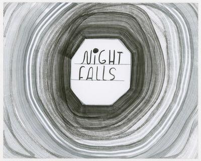 Emma Talbot, 'Night Falls', 2014