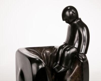 Xie Aige 谢艾格, 'Mountain 2: Sitting'