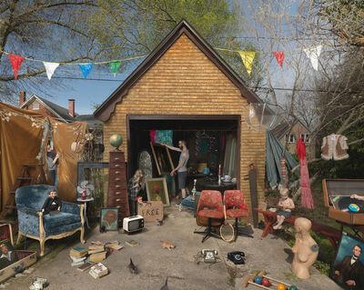 Julie Blackmon, 'Garage Sale', 2013