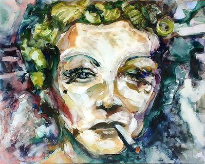 "Patty Rooney, '""I am not a myth."" -- Marlene Dietrich', 2017"