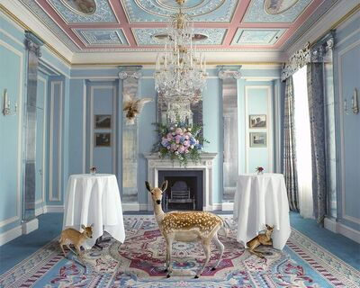 Karen Knorr, 'The Wedding Guests, Belgravia Room', 2015