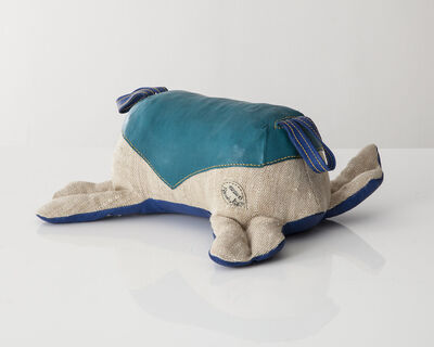 "Renate Müller, 'Double-tail ""Therapeutic Toy"" Seal', 2013"