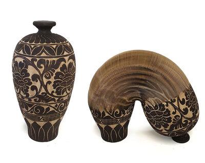 Li Hongbo 李洪波, 'Vase', 2018