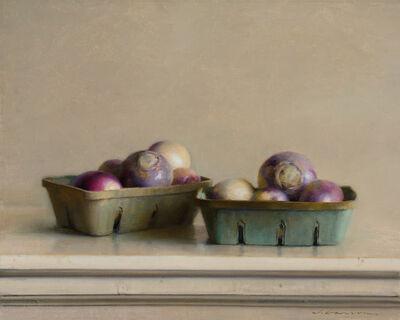 Jeffrey T Larson, 'Turnips', 2000-2019