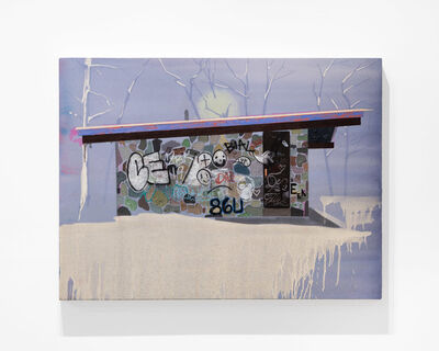 Kim Dorland, 'Venue', 2021
